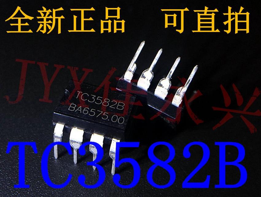 10pcs/lot TC3582 DIP TC3582B TC3582DA DIP8 Charger IC new original In Stock