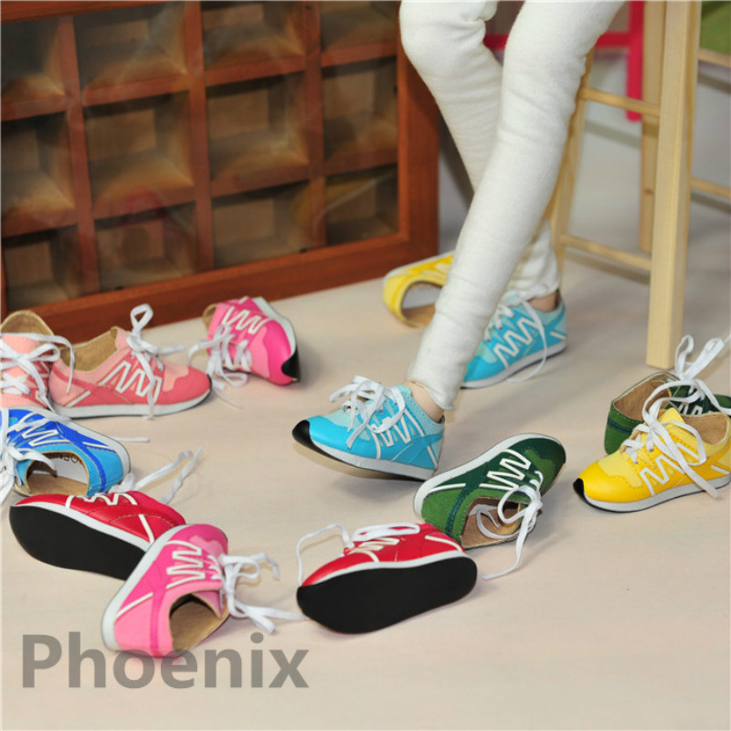 BJD shoes boutique M sports shoes - YOSD MSD SD10 Girl DD new bjd sd17 sd13 sd10 msd dimensional cutting pin height adjustable doll mannequin