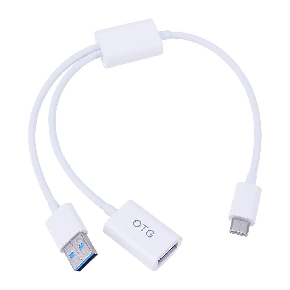 30 см USB 3.1 Тип c мужчина к USB 3.1 Мужской и Женский OTG кабель зарядки шнур Провода линии поддержка HDCP для Планшеты ПК Pad