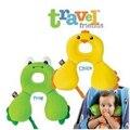1 pc Crianças Da Segurança Do Bebê Travesseiro Encosto De Cabeça Para Carro Assentos Almofada de Dormir Criança Cabeça Protetor de Pescoço Travesseiro de Viagem 0-12 meses