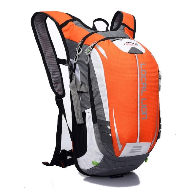 Outdoor LOCAL LION 18L Waterproof Bicycle Backpack Cycling Bike Rucksacks Packsack Riding Running Backpack Ride pack