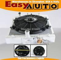 Racing Radiador Ventilador Manual SÓLO PARA Ho * da Civ * c 88-00 + SLIM 12