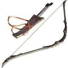 Властелин колец Косплей Леголас зеленый лист оружие Рекурсивный лук и Dorlach