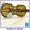 (1 unid/lote) Venta caliente de 10mm Cadena de Caja OP17 White Opal corazón plata 925 chapado en oro de joyería Collar de las mujeres