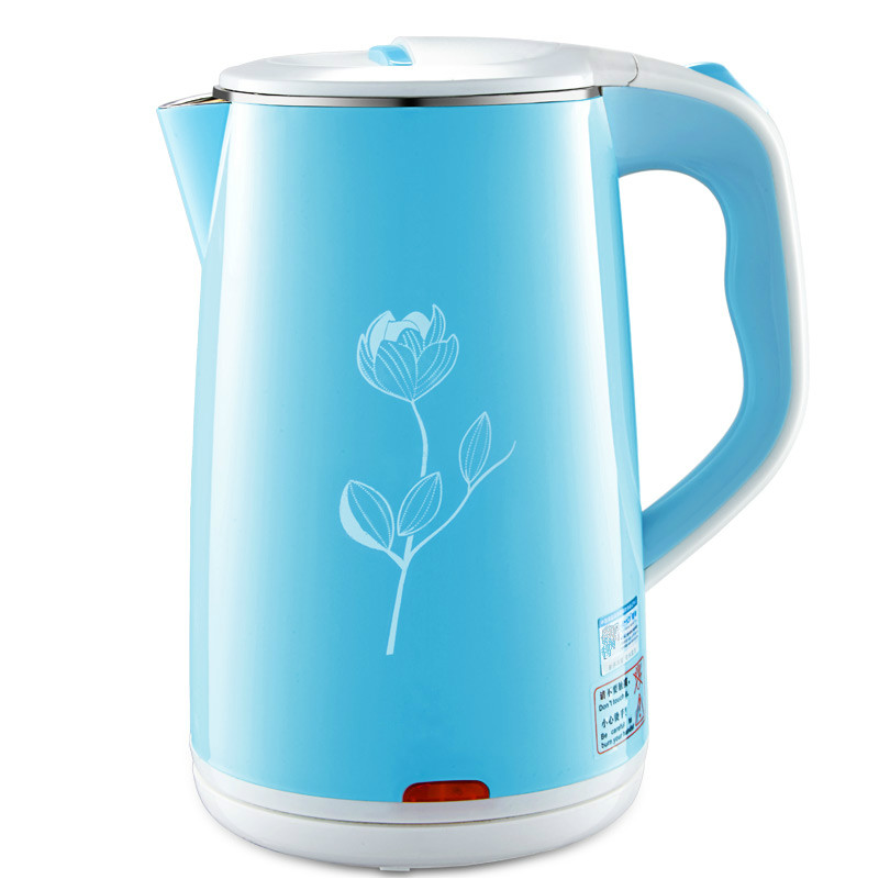 Electric kettle 304 stainless steel kettles use double automatic break electric kettle is used for automatic power failure and boiler stainless steel kettles