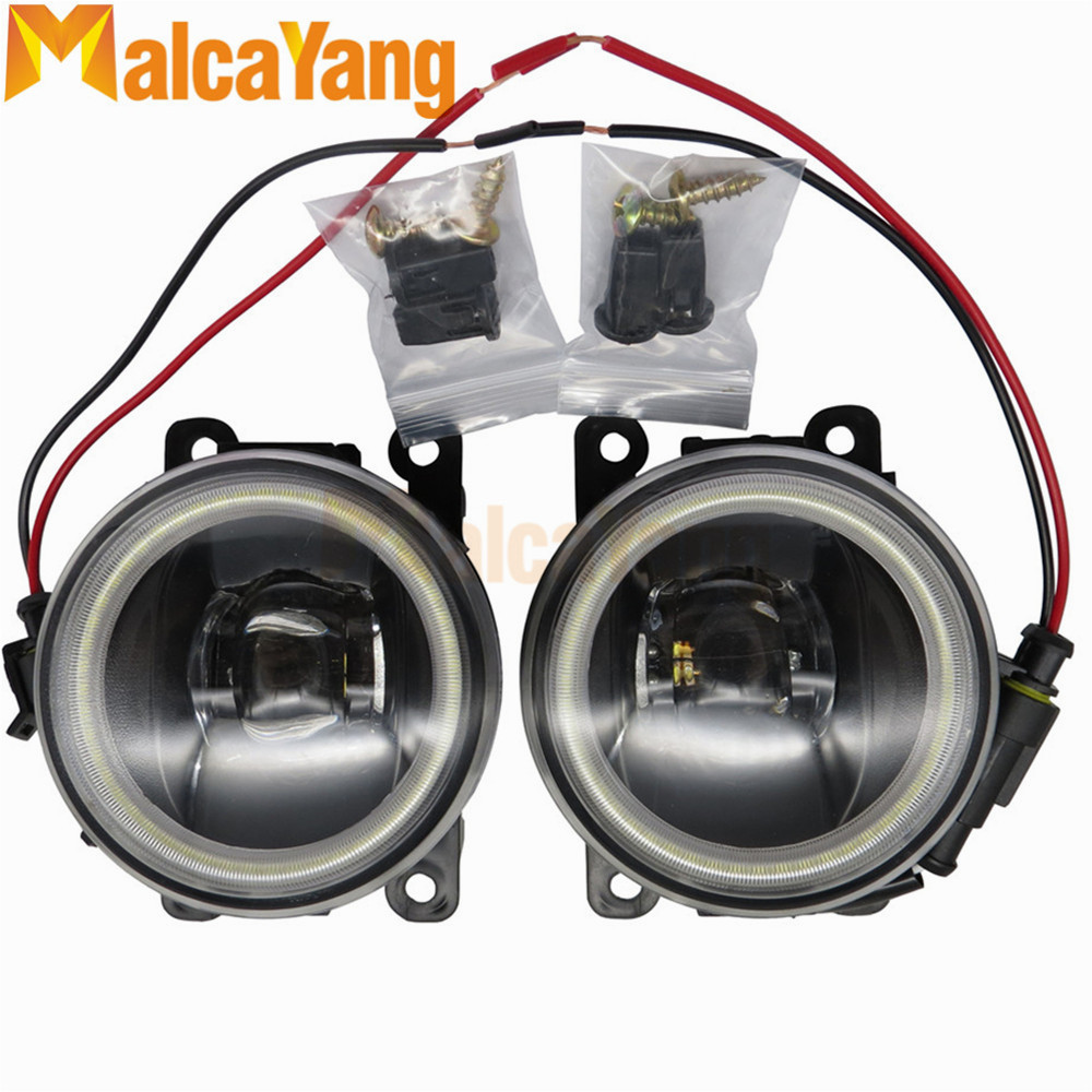 hight resolution of 2pcs for citroen c4 picasso c4 grand picasso 2006 2017 9 pieces leds
