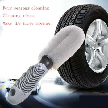 Car cleaning brush rim car washing tool for Mazda 2 3 5 6 CX5 CX7 CX9 Atenza Axela/Subaru Forester Outback Legacy Impreza XV BRZ image