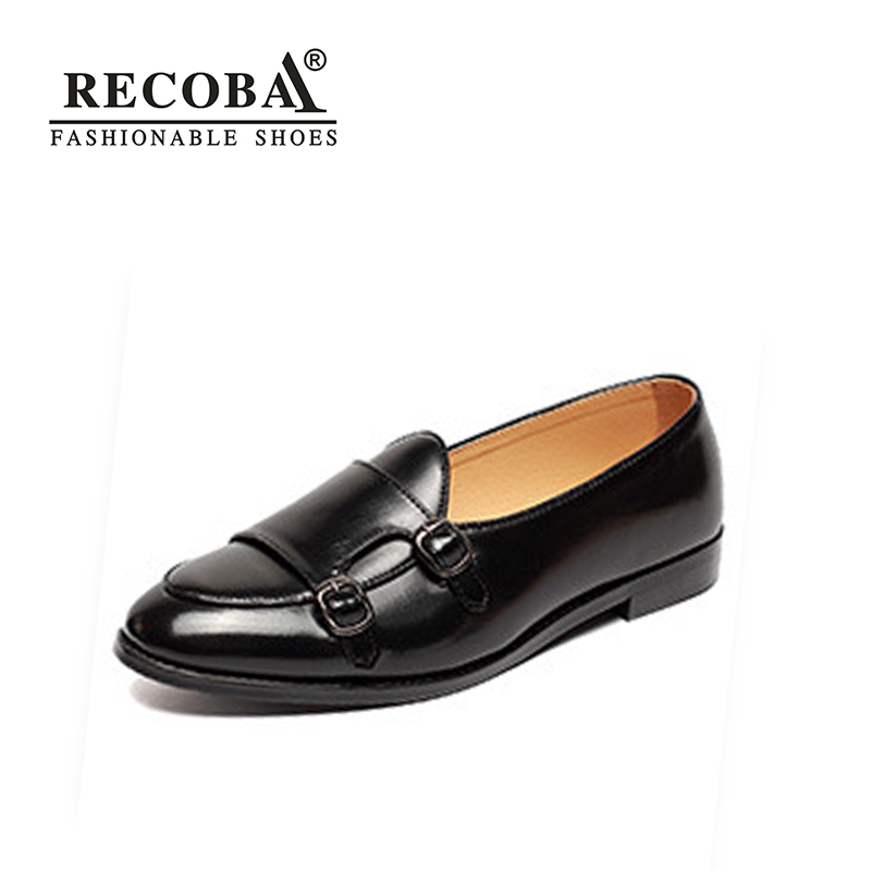 Brand Men casual summer loafers black PU leather double monk strap penny loafers moccasins slip ons wedding dress shoes loafers black real leather 2017 mules summer brown european loafers men genuine shoes moccasins half male casual slip ons hot sale