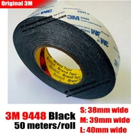 38mm 50 Meters 3M Double Sided Sticky Tape For LED LCD Touch Pannel Display Screen Housing