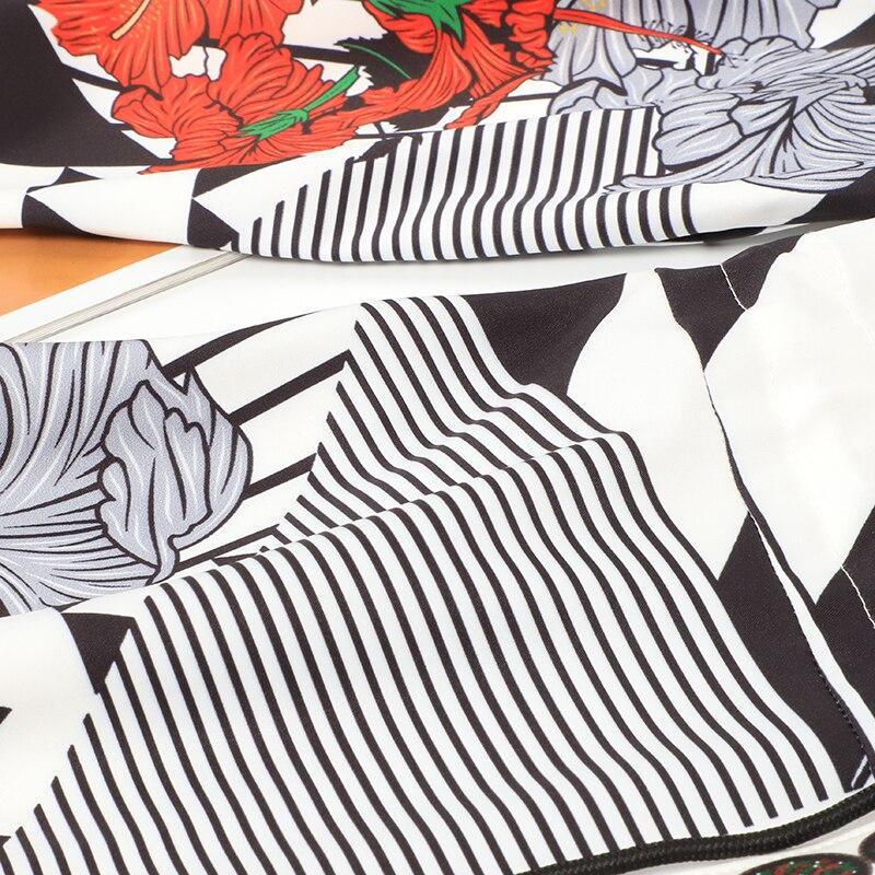 Manches Floral 2019 Plein Femmes De Géométrique Qualité Multi Robes À Bikinis Printemps Carreaux Chemise Style Conception Imprimé Supérieure Vintage Piste I7C5wfq7