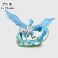 Articuno Aciton Figures Games Scene Decoration Puppets Model Doll Pocket Monster Anime Figures Toys With Box