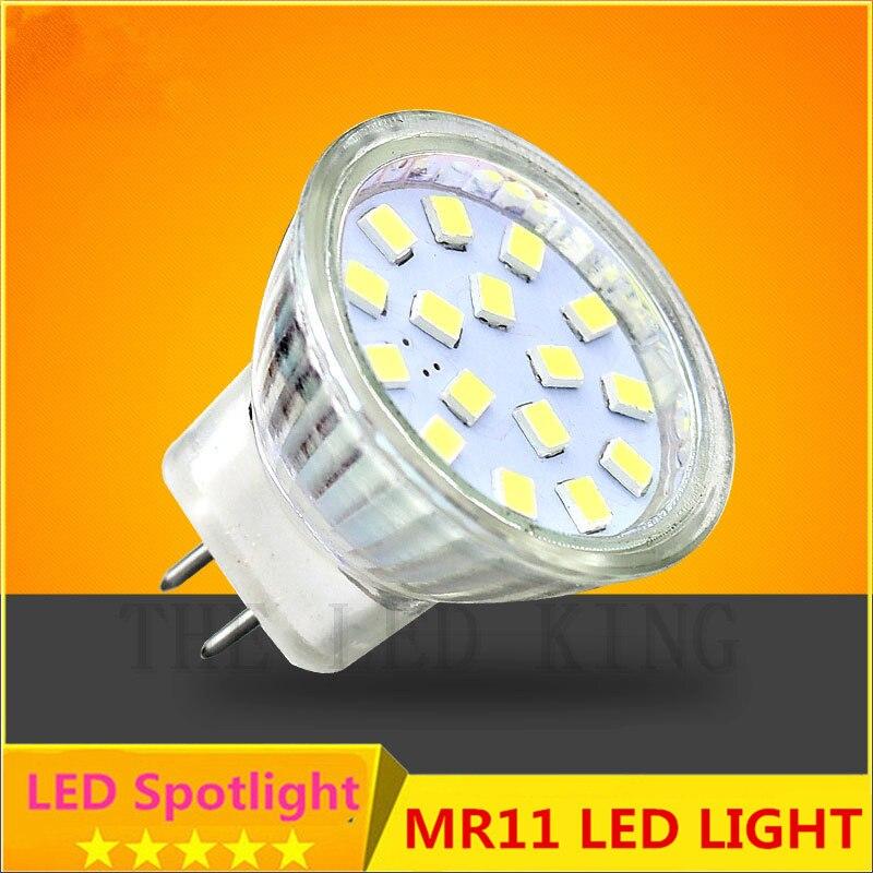 Aurora LED 4W Neutral White gu5.3 MR16 30° 12V 200LM Dimmable