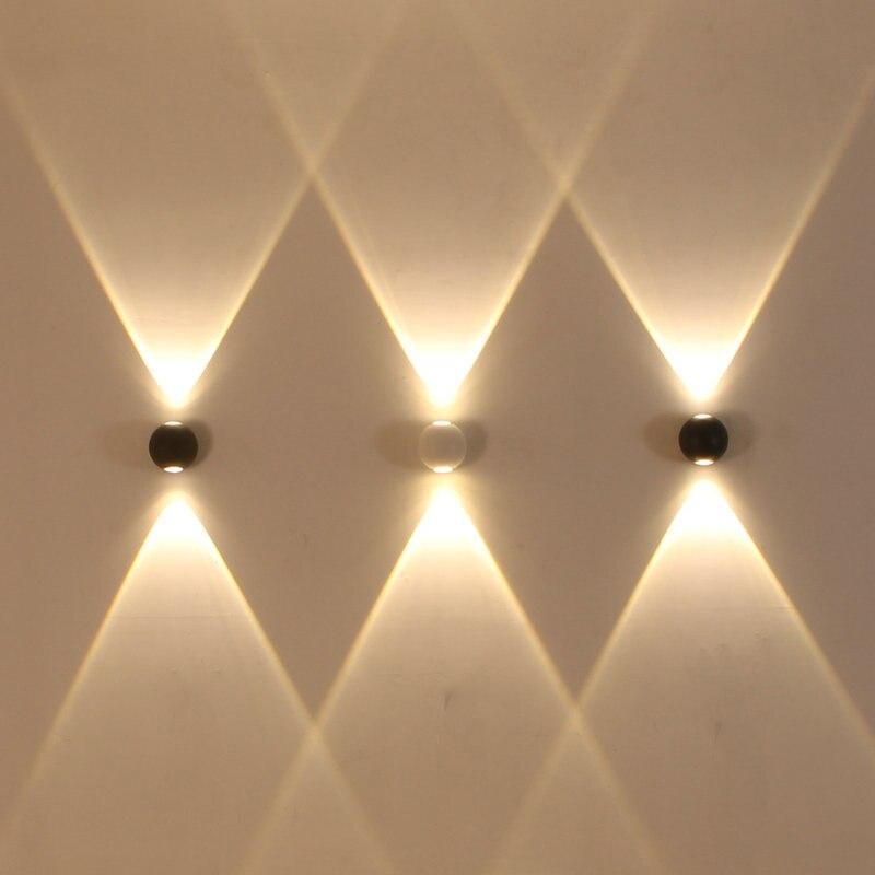 luminaria led a prova dagua moderna nordica 04