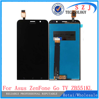 New 5 5 Inch LCD Display Touch Screen Panel Digitizer For Asus ZenFone Go TV TD