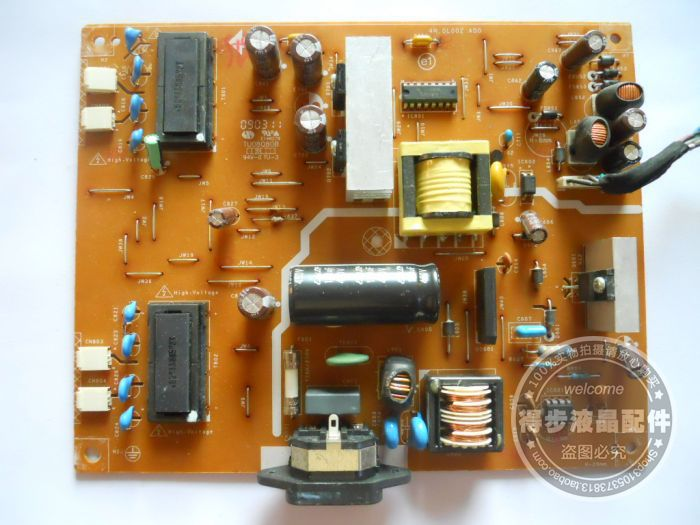 Free Shipping>Original  S2409W power supply board board 4H.0L002.A00 Good Condition new test package-Original 100% Tested Workin free shipping integrated high voltage power supply board pwr0502204001 original package good condition very new test original 10