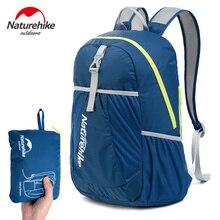 Naturehike сверхлегкий рюкзаки школьные отдых рюкзак путешествия цвета спорт сумки открытый