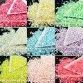 1000 PCS Strass 3D Decorações Da Arte Do Prego Glitter Pedrinhas para Unhas Ongles 2mm Strass Nas Unhas Manicure Cristal ZJ1204