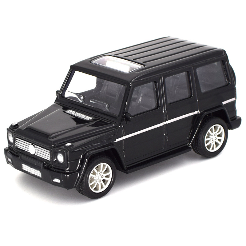 1:43 Metal Diecast Classic Vehicle Toys Miniature Alloy SUV Car Model Baby Cars for Kids Gift Boys Toys Oyuncak