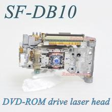 Darmowa wysyłka oryginalny SF DB10 DVD RW optyczny odebrać SFDB10 dla PX 708A DVD ROM soczewka lasera optyczne Pick UP
