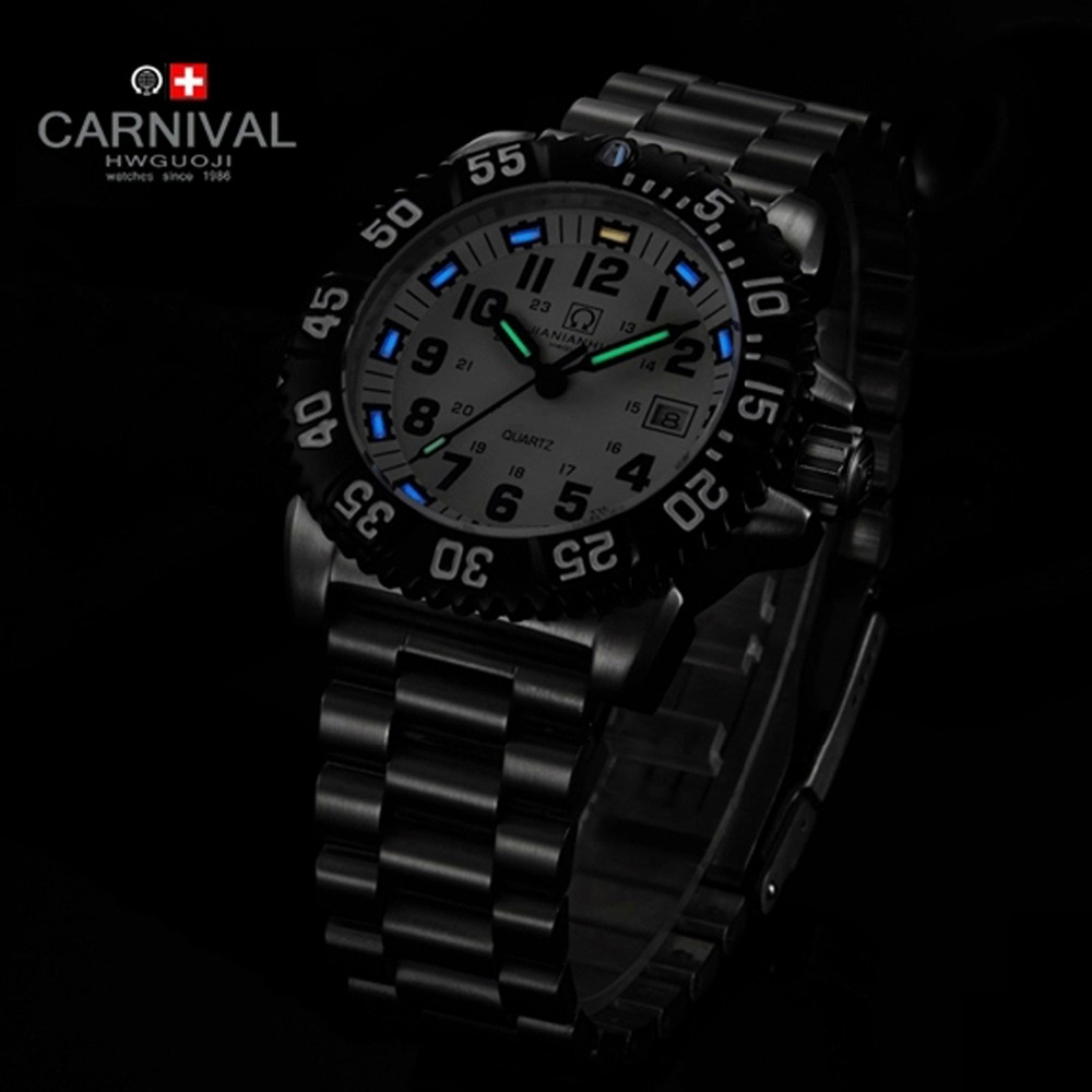 Luxury gaseous tritium light  Waterproof Military Watch Sapphire glass Mens silver Stainless steel Diver Wristwatch source watchLuxury gaseous tritium light  Waterproof Military Watch Sapphire glass Mens silver Stainless steel Diver Wristwatch source watch