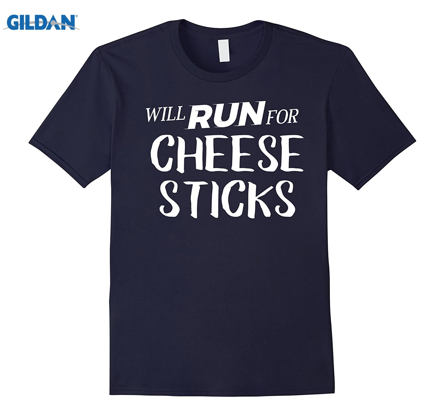 GILDAN Will for Cheese Sticks - Funny Foodie T-Shirt for Runner Mothers Day Ms. T-shirt  ...