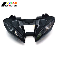 Motorcycle Front Headlight Headlamp Street Fighter For YAMAHA YZF R6 YZF R6 2008 2009 2010 2011 2012 08 09 10 11 12 Street Bike