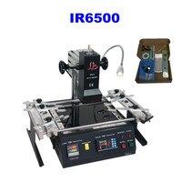Infrared BGA Rework Station LY IR6500 BGA Rework Station Soldering System Infrared reballing Machine for laptop game