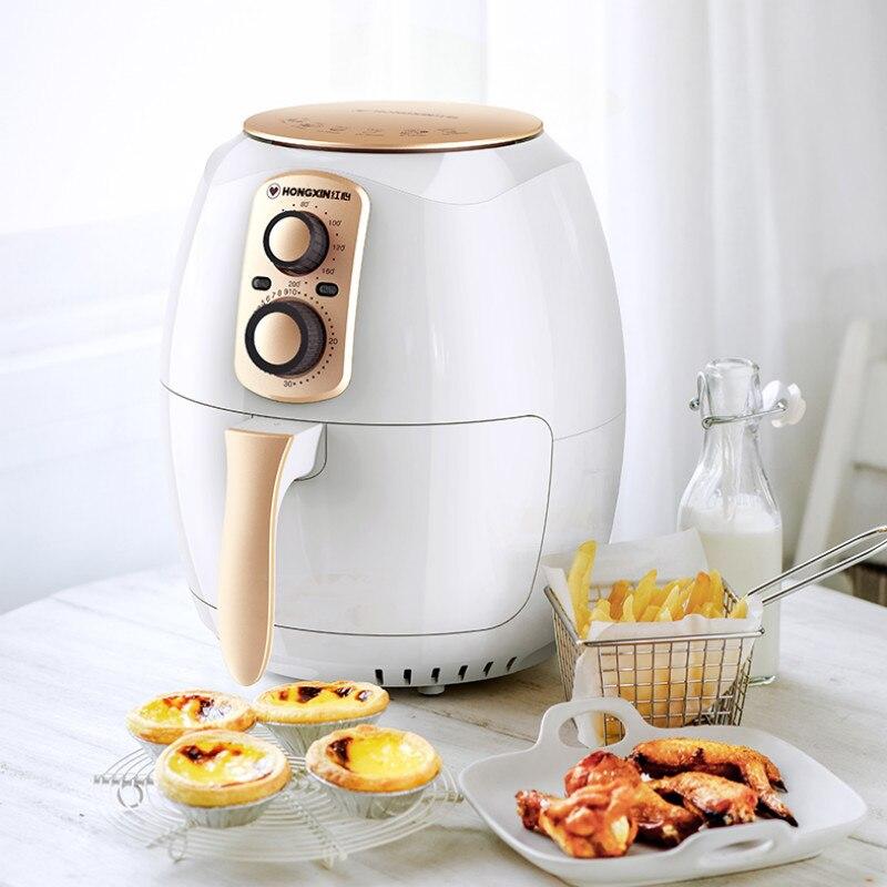 Воздуха Фрайер сковорода электрическая сковорода машина фри интеллектуальные Контроль температуры полностью автоматическая синхронизац