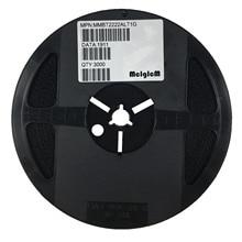 MMBT2222A 3000 adet SOT 23 MMBT2222 2N2222 SMD genel amaçlı transistörler NPN 40V 0.6A ücretsiz kargo, mmbt2222