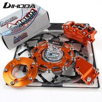 Motorcycle Brake discs 260mm ADL Brake Calipers Adapter/bracket