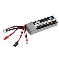 HRB 3S RC Lipo Battery 11 1V 2200mAh 8C Max 16C Akku Bateria For RC Transmitter