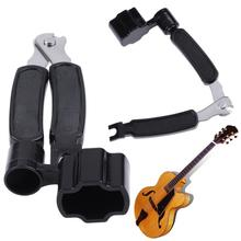 3 in 1 Guitar TOOL Guitar String Winder Cutter Guitar Multi Function Tool For Musical Instruments Bass Guitar Parts Accessories