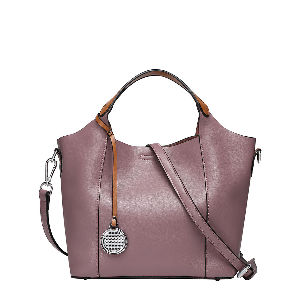 Large Size Handbag Retro Bag 100% Genuine Leather Luxury Brand Top-handle Bag High Quality Women soft Shoulder Bags QSL071607 large size handbag retro bag 100