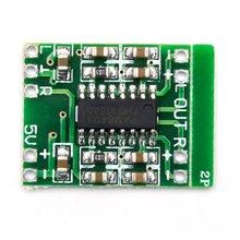 купить Pam8403 Power Amplifier Board Class D 2X3W Ultra-Miniature Digital Power Amplifier Board по цене 59.92 рублей