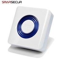Wireless strobe Siren Alarm Siren For H6 Wifi GSM Home Security Alarm System