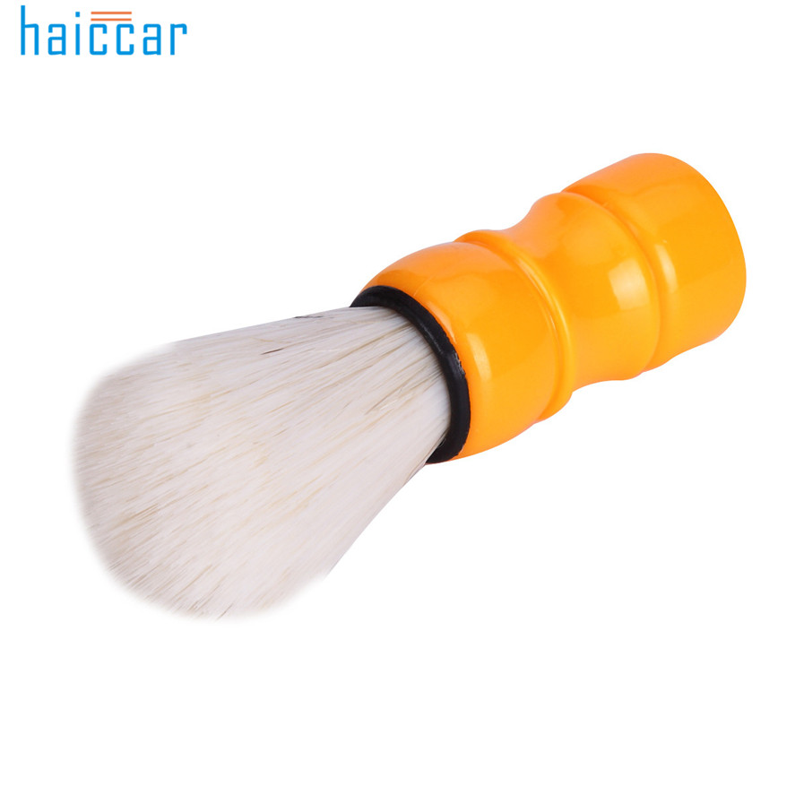New Shaving Brush For Men Pretty HAICAR 1PC Pro Hair Cutting Hairdressing Salon Neck Duster Brush For Barber Hairdresser