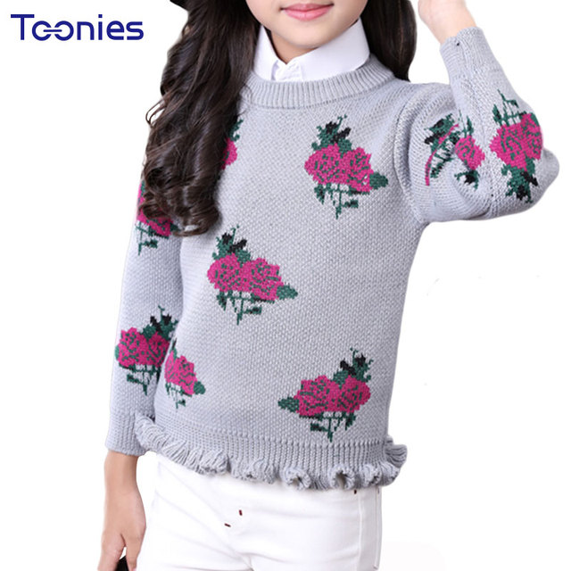 eacdf6b91 Girls Sweaters New Design