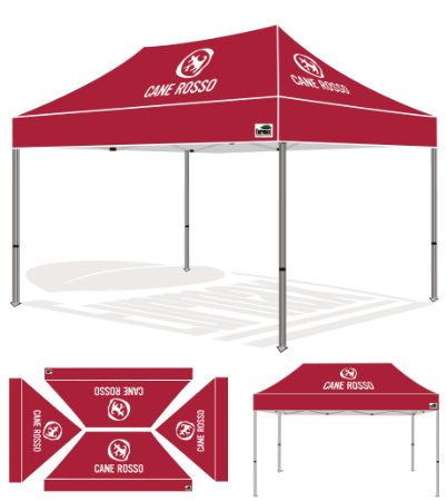 Customized pop up tent 15kgs aluminum alloy frame advertising tent digital print event canopy  sc 1 st  AliExpress.com & Aliexpress.com : Buy Customized pop up tent 15kgs aluminum alloy ...