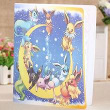 Collection Albums Pokemon cards Album Book List playing cards toys Novelty gift Photo Album(China)