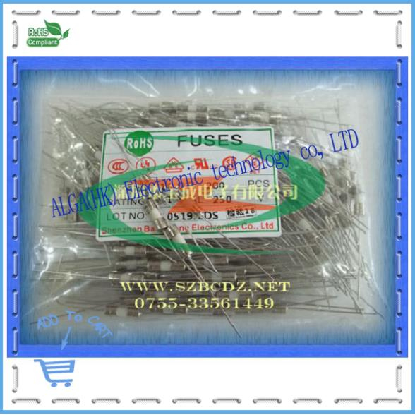 3.6*10 double-hat green slow pigtail fuse 3T 2.5A 1 Pack 200 Ceramic tube fuses 3 6 10 double hat green slow fuses fuses t100ma 0 1a 1 pack 200 ceramic fuse