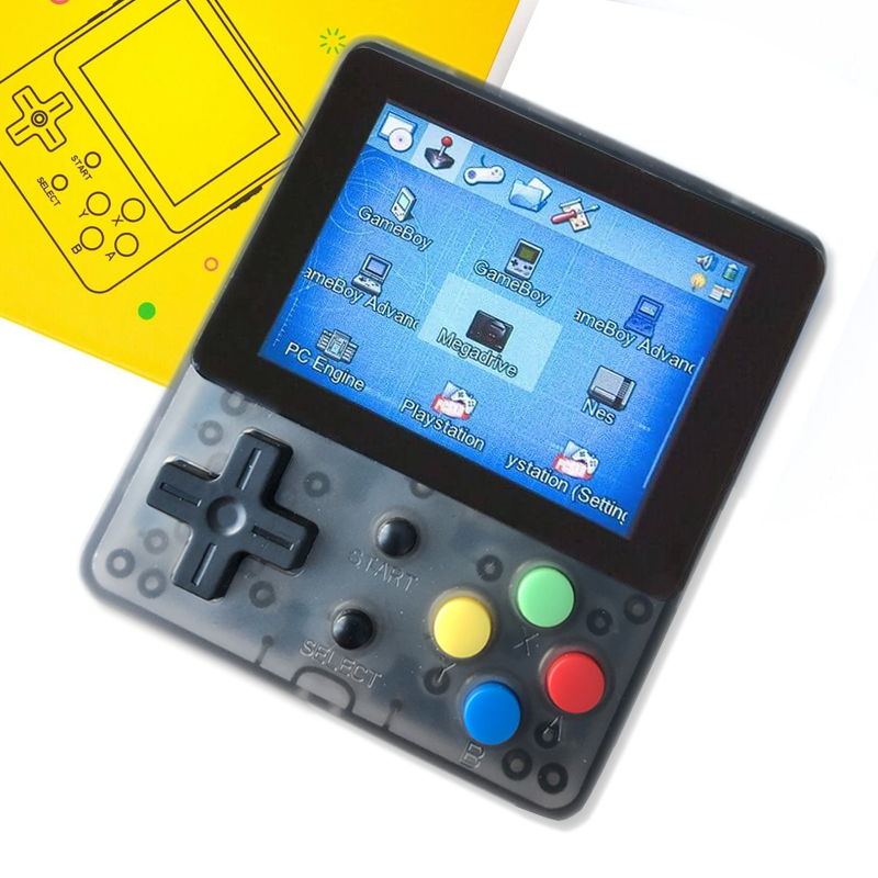 Big Bundle OPEN SOURCE CONSOLE LDK game 2 6inch Screen Mini Handheld Children Family Retro in Handheld Game Players from Consumer Electronics