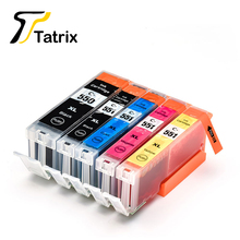 5PK For Canon 550 551 PGI-550 CLI-551 Compatible Ink Cartridge For Canon PIXMA MG5450/MG5550/MG6350/MG6450/MG7150/Ip7250/MX925