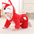 Black Friday Christmas Xmas Halloween Costume Infant Baby Fox Anime Cosplay Newborn Toddlers Clothing