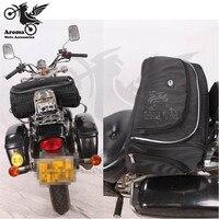 big size motocross tail bag saddlebag motorbike saddle bag tool motorcycle helmet bag for honda suzuki Kawasaki yamaha moto bags