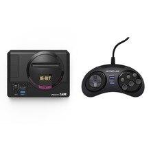 Retroflag megapi caso md usb controlador de jogos para raspberry pi 3 b + (b plus) pi2 gamepad
