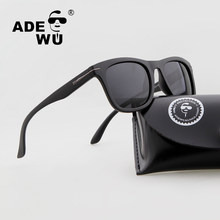 f7af9ea5598 ADE WU Luxury Italy Brand Female Sunglasses Polarized Women Men 50mm Glsses  Frame Sport Driving Sun Glasses For Women With Case