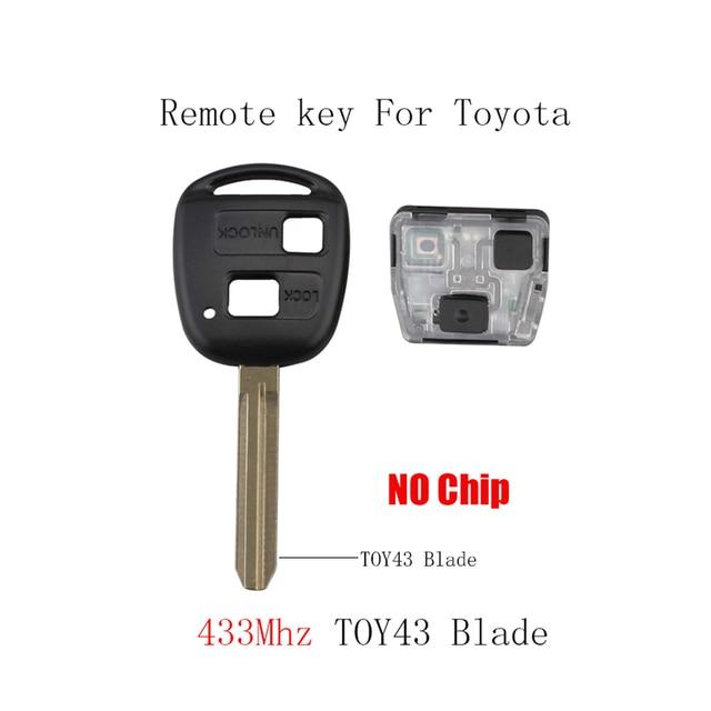 2009 toyota corolla transponder key
