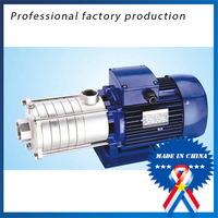 DW S 3 50 055D High Pressure Booster Water Pump 220V Multistage Centrifugal Pump