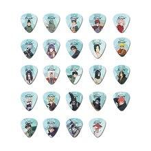 Superb Naruto guitar / bass picks (10 pcs)