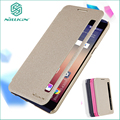 Nillkin For LG X Power K210 K220 K220ds Case Hight Quality PU Leather Case Luxury Leather Smart Cover 5.3'' For LG X Power
